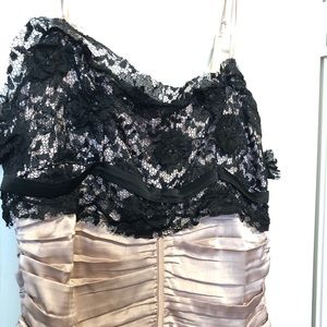 Charlotte Russe Dresses - Blush colored cocktail dress